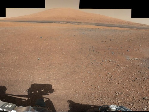 Своя лаборатория: Марсоход Curiosity
