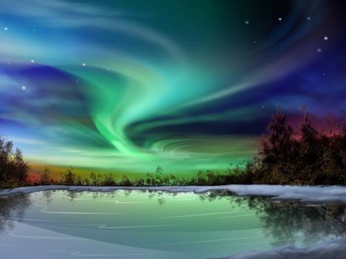Необычные атмосферные явления